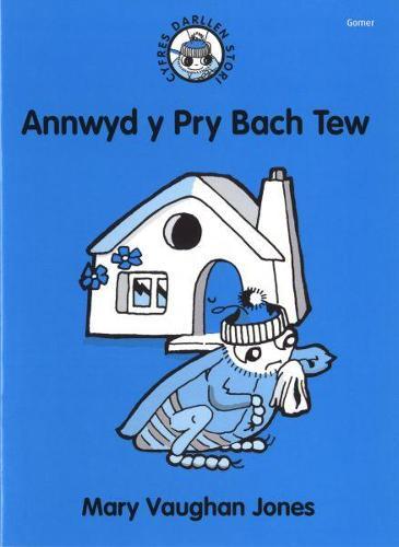 Cyfres Darllen Stori: Annwyd y Pry Bach Tew (Paperback)