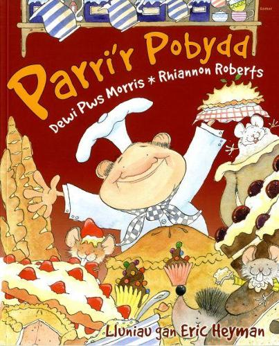 Parri'r Pobydd (Paperback)