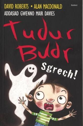 Tudur Budr: Sgrech! (Paperback)
