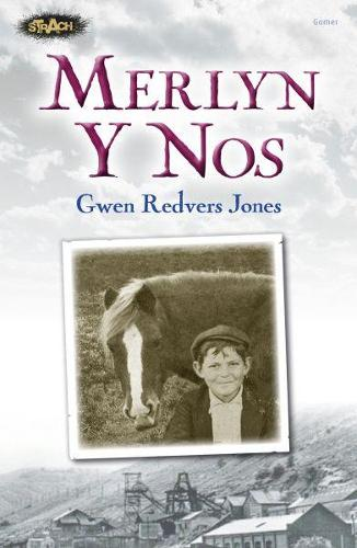 Cyfres Strach: Merlyn y Nos (Paperback)