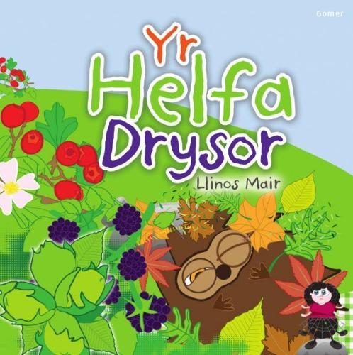 Cyfres Wenfro: Yr Helfa Drysor (Paperback)