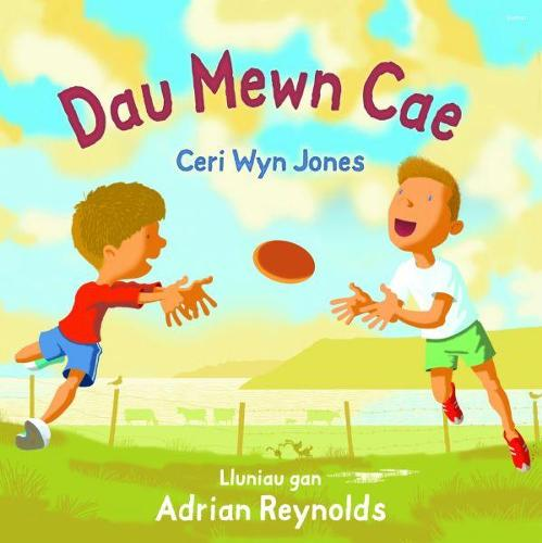 Dau Mewn Cae (Paperback)