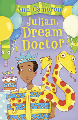 Julian, Dream Doctor (Paperback)