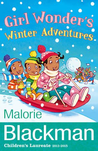 Girl Wonder's Winter Adventures - Girl Wonder (Paperback)