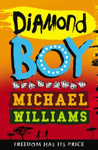 Diamond Boy (Paperback)