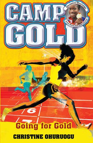 Camp Gold: Going for Gold - CAMP GOLD (Paperback)