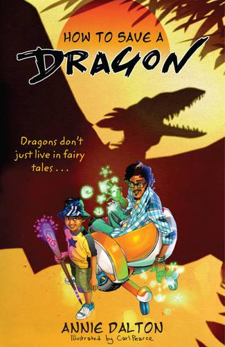 How to Save a Dragon: A World Nine Adventure (Paperback)