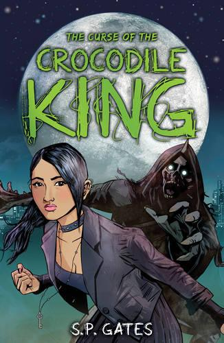 The Curse of the Crocodile King (Paperback)