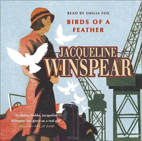 Birds of a Feather: Maisie Dobbs Mystery 2 (CD-Audio)