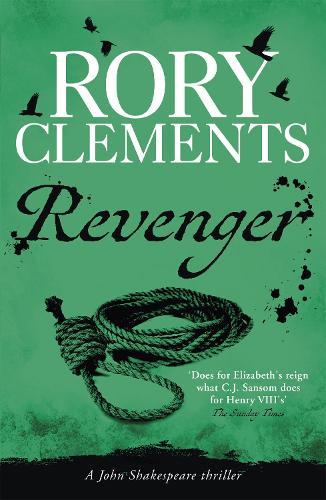 Revenger: John Shakespeare 2 - John Shakespeare (Paperback)