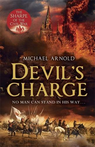 Devil's Charge: Book 2 of The Civil War Chronicles - Stryker (Hardback)