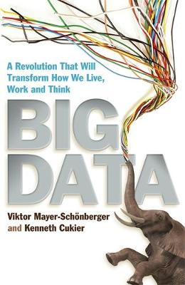 Big Data: A Revolution That Will Transform How We Live, Work and Think (Hardback)