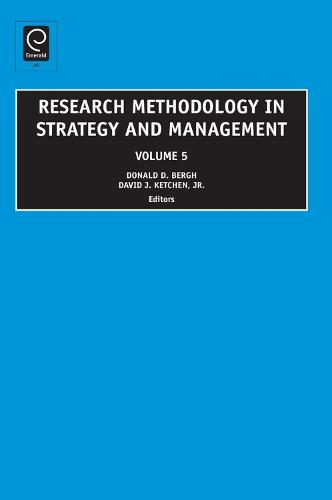 Research Methodology in Strategy and Management - Research Methodology in Strategy and Management 5 (Hardback)