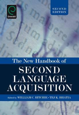 The New Handbook of Second Language Acquisition (Hardback)