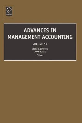 Advances in Management Accounting - Advances in Management Accounting 17 (Hardback)