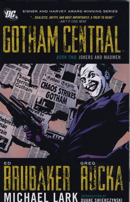 Gotham Central Deluxe: Jokers and Madmen Bk. 2 (Paperback)
