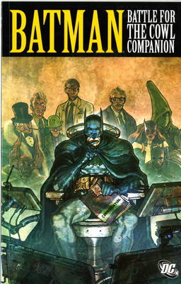 Batman: Battle for the Cowl Companion (Paperback)