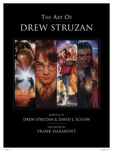 The Art of Drew Struzan (Hardback)
