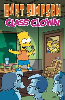 Bart Simpson Class Clown (Paperback)