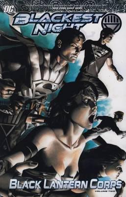 Blackest Night: Black Lantern Corps v. 2 (Paperback)