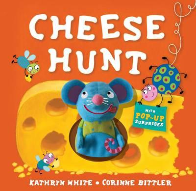 Cheese Hunt (Hardback)