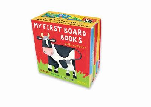 My First Board Books - Mini Libraries (Board book)