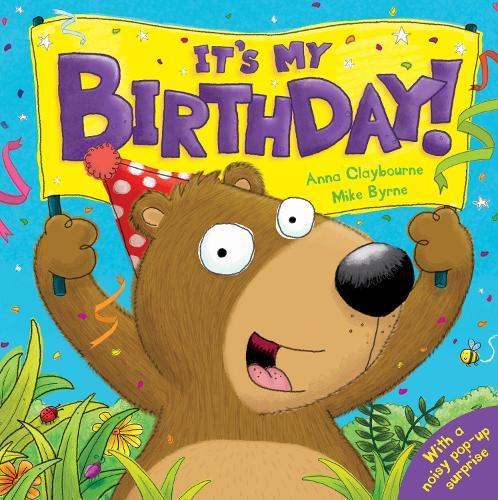 It's My Birthday! - Noisy Pop-up Books 4