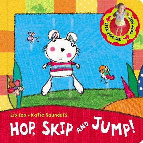 Hop, Skip and Jump!