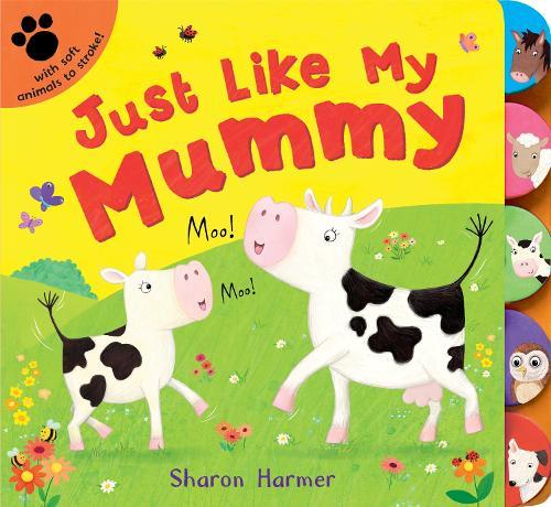 Just Like My Mummy (Board book)