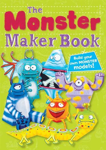 The Monster Maker Book - Monster Books