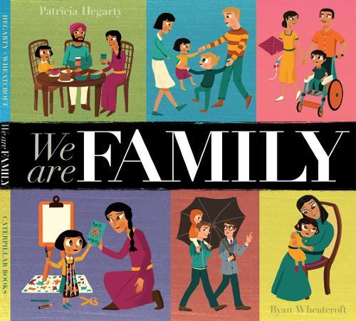 We Are Family (Hardback)
