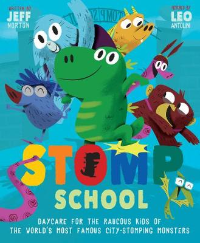 Stomp School (Paperback)