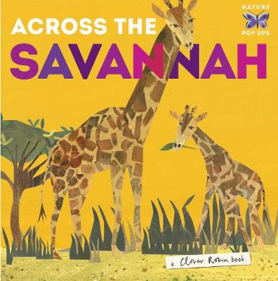 Across the Savannah - Nature Pop-ups