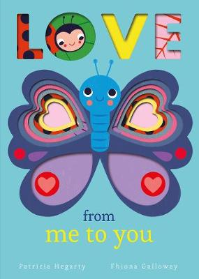 Love from Me to You (Board book)