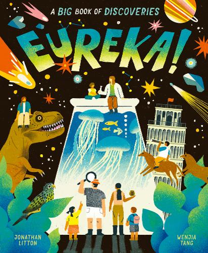 Eureka!: A Big Book of Discoveries (Hardback)