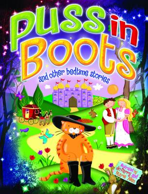 Magical Bedtime Stories: Puss in Boots (Hardback)