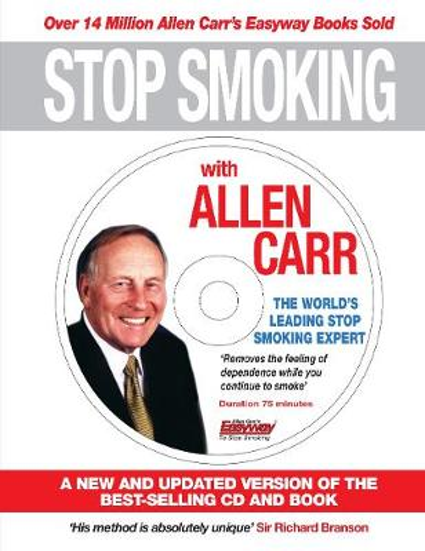 Stop Smoking with Allen Carr - Allen Carr's Easyway (Hardback)