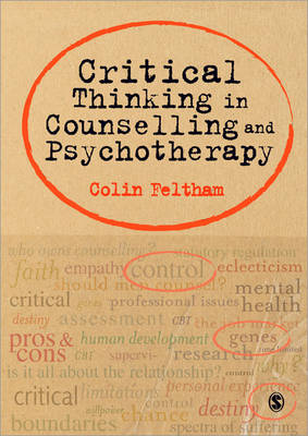 Critical Thinking in Counselling and Psychotherapy (Paperback)