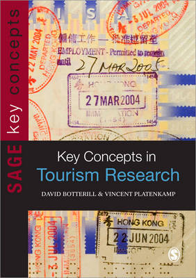 Key Concepts in Tourism Research - Sage Key Concepts Series (Paperback)