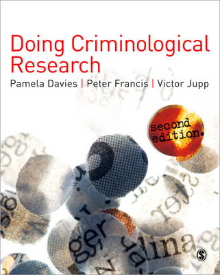 Doing Criminological Research (Paperback)