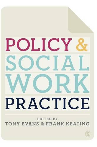 Policy and Social Work Practice (Hardback)