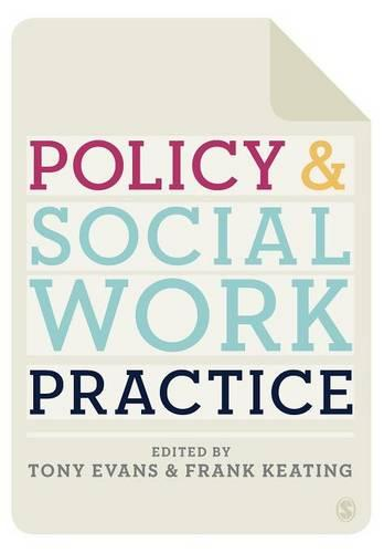 Policy and Social Work Practice (Paperback)