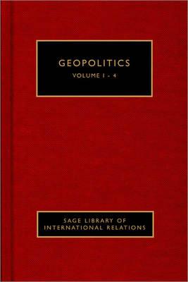 Geopolitics - Sage Library of International Relations (Hardback)