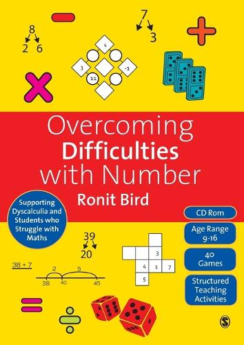 Overcoming Difficulties with Number: Supporting Dyscalculia and Students who Struggle with Maths (Paperback)