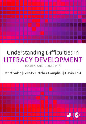 Understanding Difficulties in Literacy Development: Issues and Concepts - E801 Reader (Paperback)