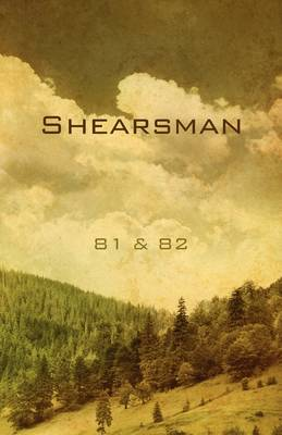 Shearsman 81and 82 (Paperback)