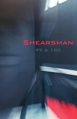 Shearsman 99 & 100 (Paperback)