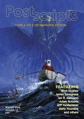 """Postscripts"" Magazine, Issue 17 - Postscripts (Hardback)"