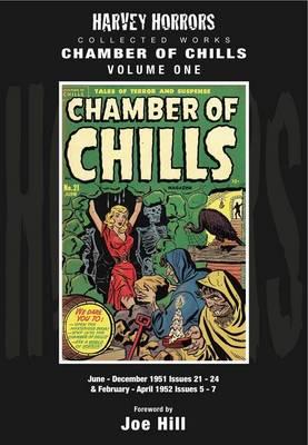 Harvey Horrors Collected Works: v. 1: Chamber of Chills (Hardback)