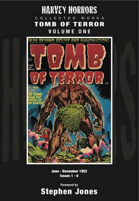 Tomb of Terror: No.1: Harvey Horrors Collected Works (Hardback)